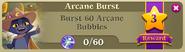 BWS3 Quests Arcane Burst