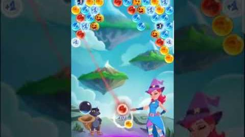 Bubble Witch 3 Saga Level 439 ~ No Boosters ⭐️⭐️