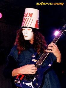 Buckethead in 1996