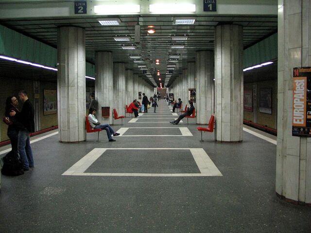 Fișier:Metrou Nicolae Grigorescu.jpg