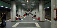 Staţia de metrou Nicolae Grigorescu