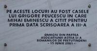 Palatul Fundatiei Universitare Carol I M Eminescu