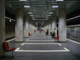 Metrou Pacii