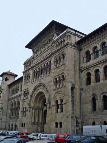 Fișier:Palatul Institutului de Arhitectura.jpg