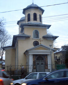 Biserica Oborul Vechi