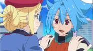 Stella worrying or Tusuku
