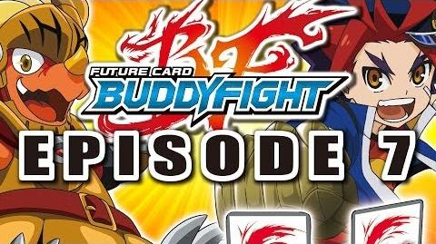 Episode 7 Future Card Buddyfight Animation