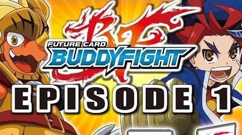 Episode 1 Future Card Buddyfight Official Animation