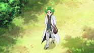 Kakeru Futaboshi Walking