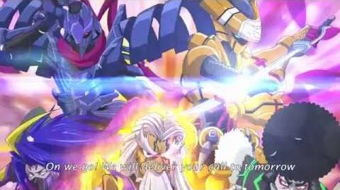 Future Card BuddyFight!!!! Opening 2