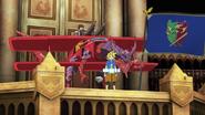 Noboru with Dragon Knight, Red Baron