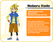 Noboru's Eng Profile