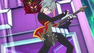 Shura Gokumon with Executioner Hammer, Helles Fender