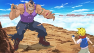 Noboru Opponent in Triple D