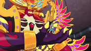 Dai Kaido with Searing Surging Chief, Duel Jaeger 'Dynamite'