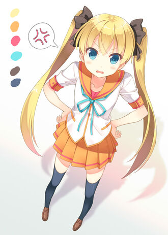 Cute anime pic