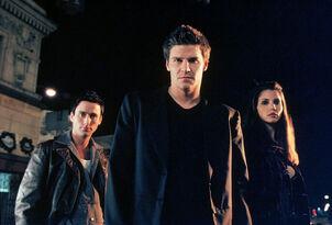 Angel investigations season one promo