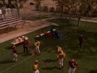 Sunnydale high school new football field