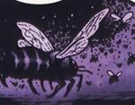Dracula swarm of bees