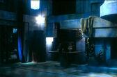 Buffy angel's mansion indoor 2 set design