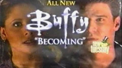 Buffy 2.21 2.22 - Becoming Promo (1998)