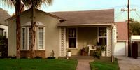 Harris residence