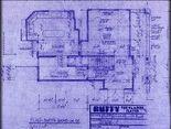 Buffy's house 1st floor blueprint