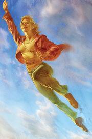 Buffy flight
