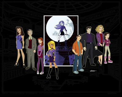 20090817162731!Buffy the Animated Series-Wall-01