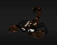 Small Scorpion