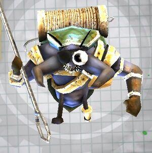 Waterbug Pirate