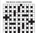 The Audio Cryptic Crossword