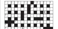 The Audio Cryptic Crossword