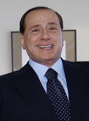 Silvio Berlusconi in Japan