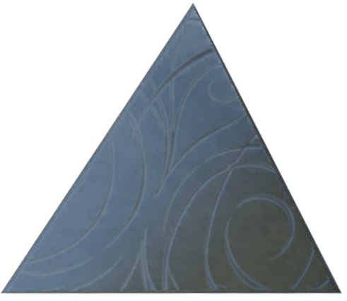 File:Silver equilateral triangle.png