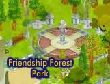 Friendship Forest Park map
