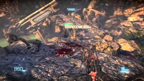 Bulletstorm Skill Shot List - Screamer