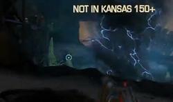 Not in Kansas