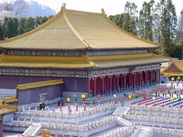 檔案:Tobu World Square Forbidden City 1.jpg