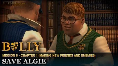 Save Algie