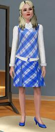 Natalie Morgan (School Uniform)