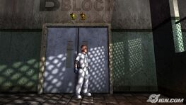 B Block Asylum