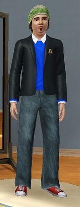 Mike White (School Uniform