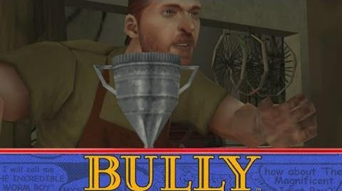 """Bully (PS4 version) - mission """"Beach rumble"""""""
