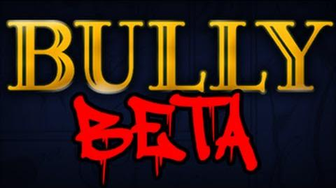 Bully BETA Characters EPISODE 1