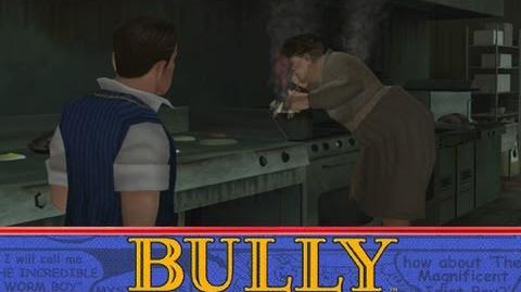 "Bully (PS4 version) - mission ""Last minute shopping"""