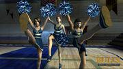 Cheerleading squad