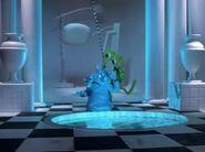 Squishys toilet house