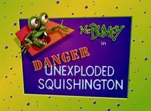 Danger title