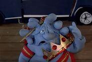 Squishy prince costume ruined